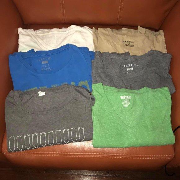 Levi's Other - Men's T-shirts Bundle 2XL